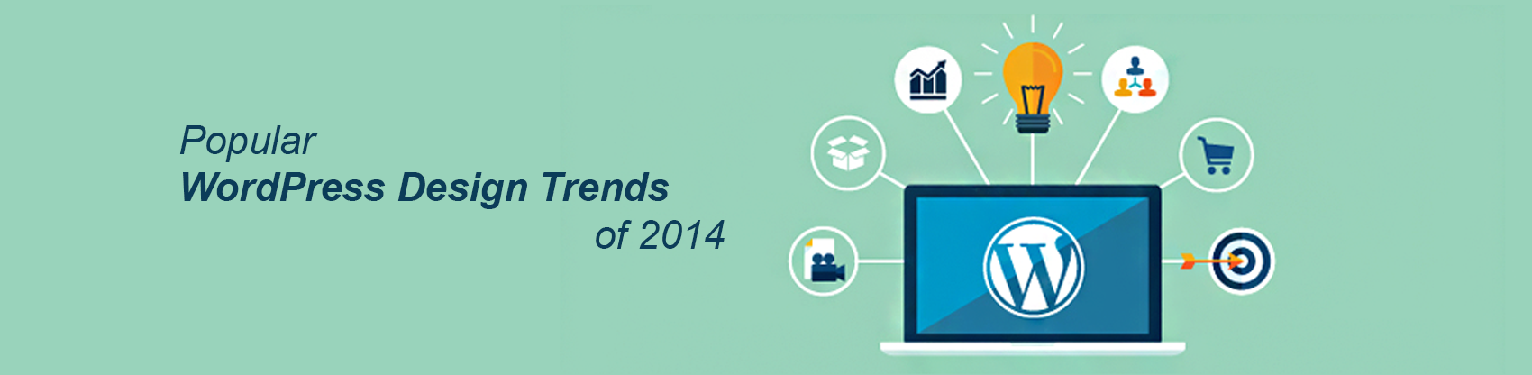Popular WordPress Design Trends of 2014