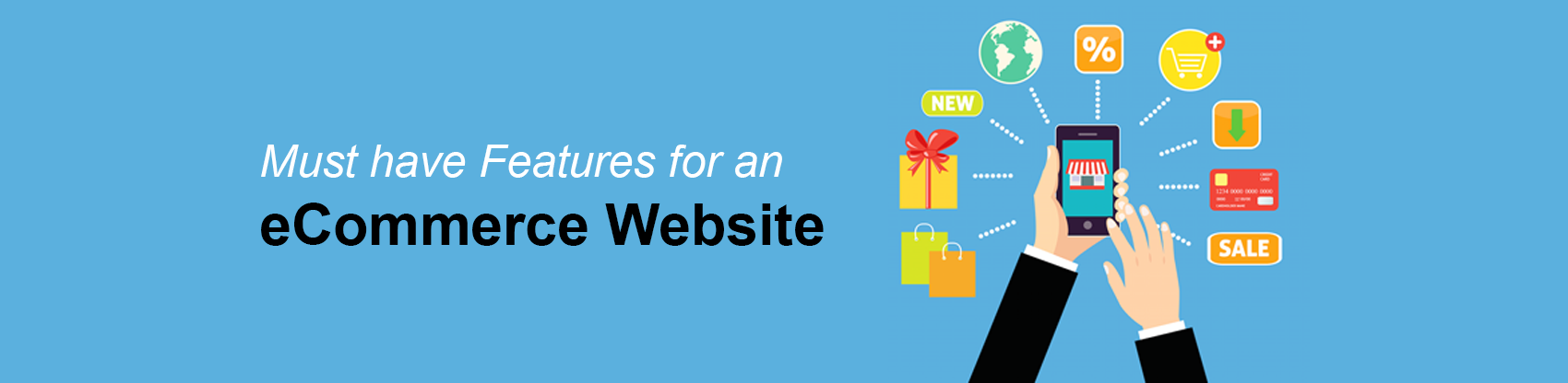Must have Features for an eCommerce Website