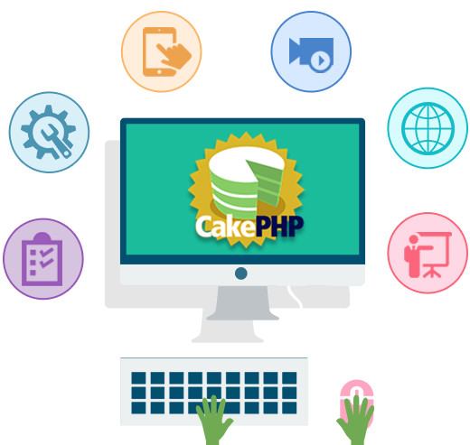 cake php design services