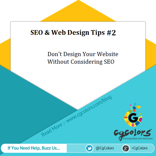 Seo Web Design Tips