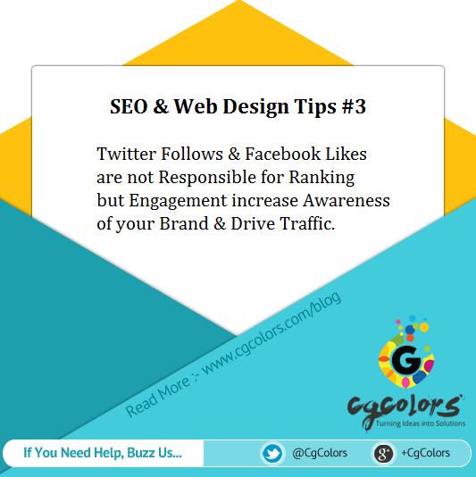 Twitter Follow & Facebook Tips