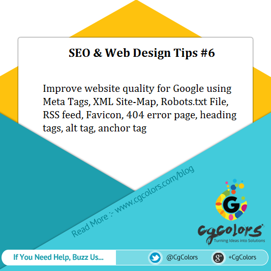 seo guidelines for website development
