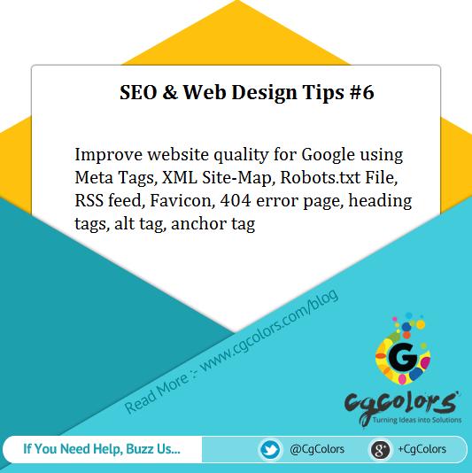 SEO Web Design Tips for Quality