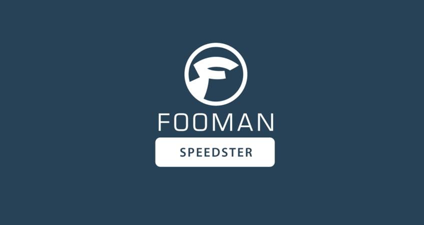 Fooman Speedster