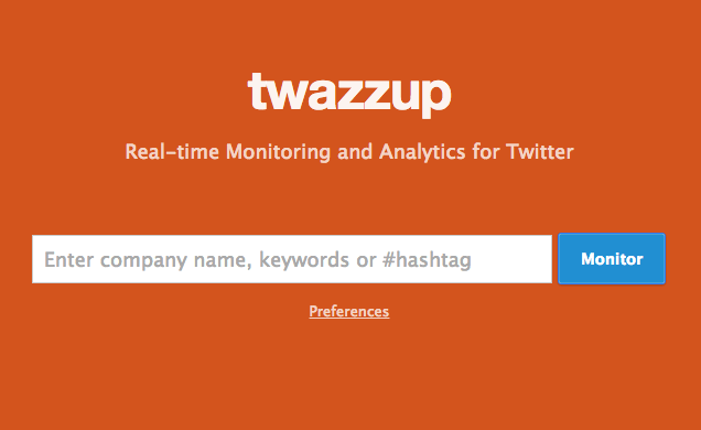 Twazzup Search