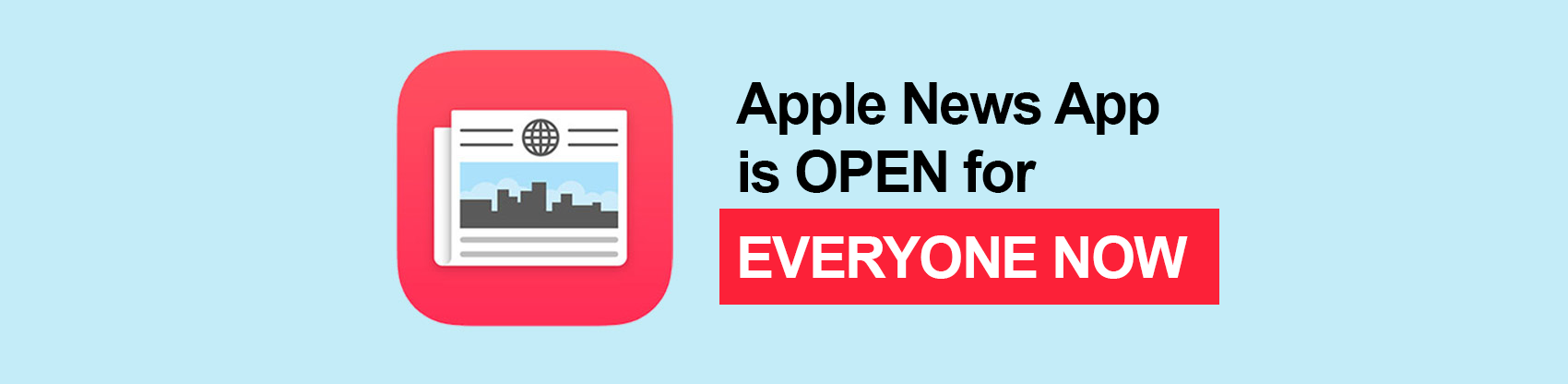 Apple iOS News app is open to all: How this will help Publishers/Content marketers?