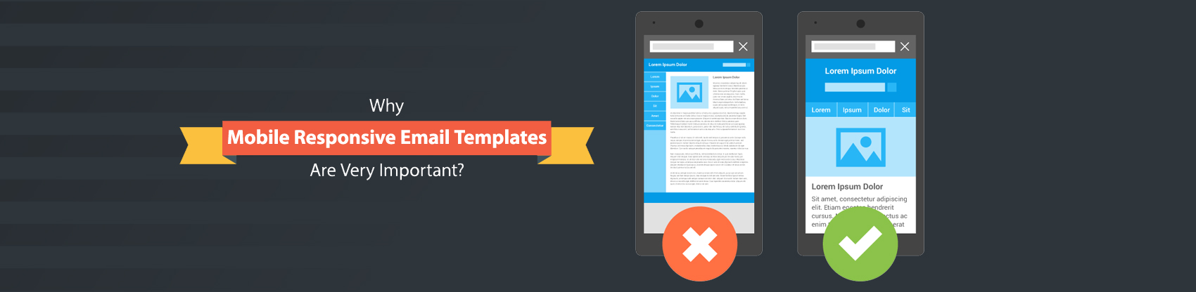 Why mobile responsive email templates are very important?