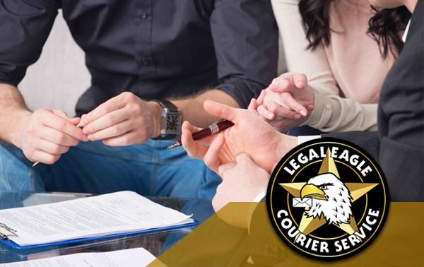 Legal Eagle Courier