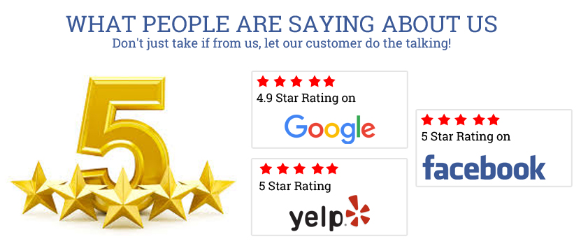 Increase user trust by adding reviews