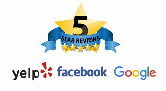 Get excellent reviews